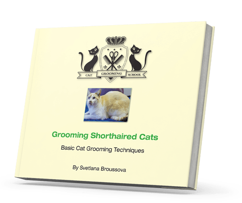 Grooming Shorthaired Cats Book
