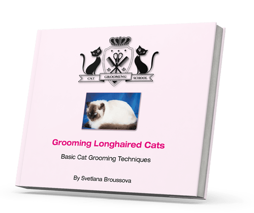 Grooming Longhaired Cats Book